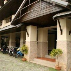 Отель Marina Beach Resort парковка