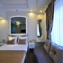 Отель Yasmak Sultan 4* Стандартный номер с двуспальной кроватью фото 11