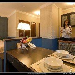 Отель Willa Jaskowy Dworek в номере