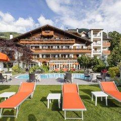 Hotel Finkenhof Сцена бассейн фото 3