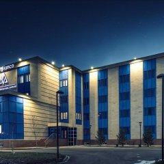 Гостиница Monte Bianco Казахстан, Нур-Султан - отзывы, цены и фото номеров - забронировать гостиницу Monte Bianco онлайн вид на фасад
