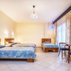 Отель Atrium Hotel Греция, Пефкохори - отзывы, цены и фото номеров - забронировать отель Atrium Hotel онлайн комната для гостей фото 3