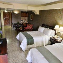 Отель Plaza San Martin Гондурас, Тегусигальпа - отзывы, цены и фото номеров - забронировать отель Plaza San Martin онлайн комната для гостей фото 5