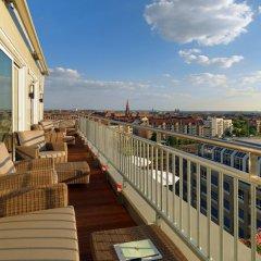 Отель Sheraton Carlton Нюрнберг балкон