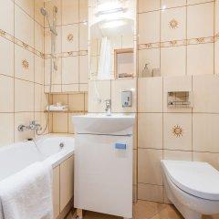 Отель ShortStayPoland Chmielna A15 Польша, Варшава - отзывы, цены и фото номеров - забронировать отель ShortStayPoland Chmielna A15 онлайн ванная