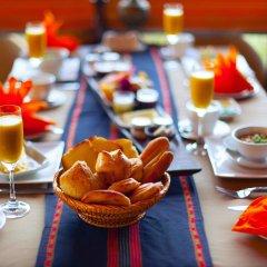 Отель ViewPoint Lodge & Fine Cuisines питание