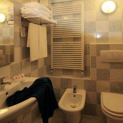 Отель Residence Celeste Меззегра ванная фото 2