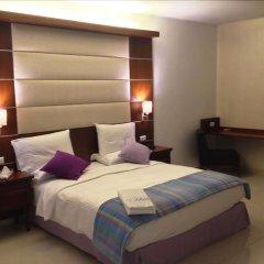Отель The Hub Hotel Сьерра-Леоне, Фритаун - отзывы, цены и фото номеров - забронировать отель The Hub Hotel онлайн комната для гостей фото 2