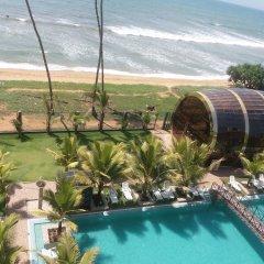 Ocean Queen Hotel пляж