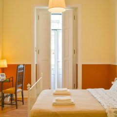 Ambiente Hostel & Rooms комната для гостей