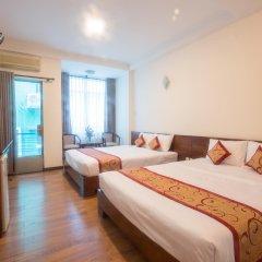 Ngoc Minh Hotel комната для гостей
