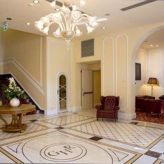 Отель Residenza Parco Fellini Римини интерьер отеля