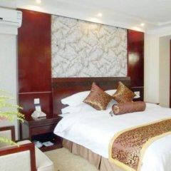 Отель Super 8 Hotel Xian Da Yan Ta Китай, Сиань - отзывы, цены и фото номеров - забронировать отель Super 8 Hotel Xian Da Yan Ta онлайн комната для гостей фото 3