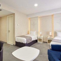 Отель Gallery Palace Грузия, Тбилиси - 8 отзывов об отеле, цены и фото номеров - забронировать отель Gallery Palace онлайн комната для гостей фото 5