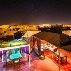 Отель Riad Ksar Aylan Марокко, Уарзазат - отзывы, цены и фото номеров - забронировать отель Riad Ksar Aylan онлайн балкон