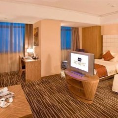 Grand Metropark Hotel Suzhou сейф в номере