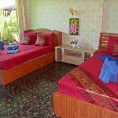 Отель Nid's Bungalows детские мероприятия