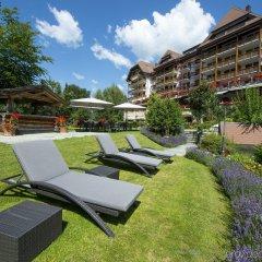 Отель Park Gstaad Швейцария, Гштад - отзывы, цены и фото номеров - забронировать отель Park Gstaad онлайн бассейн