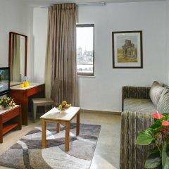 Lev Yerushalayim Израиль, Иерусалим - 2 отзыва об отеле, цены и фото номеров - забронировать отель Lev Yerushalayim онлайн комната для гостей фото 2