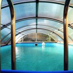 Отель Sport - Relax Buky Франтишкови-Лазне бассейн