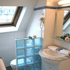 Отель Migny Opera Montmartre (Ex. Migny) Париж ванная