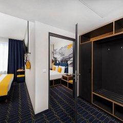 Отель D8 Hotel Венгрия, Будапешт - отзывы, цены и фото номеров - забронировать отель D8 Hotel онлайн удобства в номере фото 2