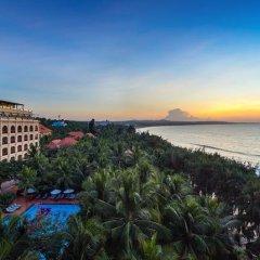 Отель Sunny Beach Resort and Spa пляж фото 2