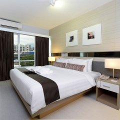 Hotel Amber Sukhumvit 85 Бангкок комната для гостей фото 2