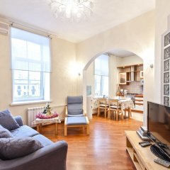Апартаменты Premium Apartment Old Arbat комната для гостей фото 2
