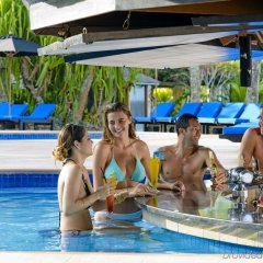 Отель Warwick Fiji бассейн фото 2