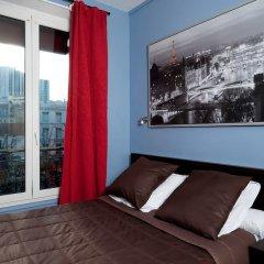 Отель Odessa Montparnasse Париж комната для гостей фото 6