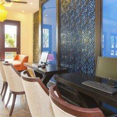 Отель Hoi An Silk Marina Resort & Spa Вьетнам, Хойан - отзывы, цены и фото номеров - забронировать отель Hoi An Silk Marina Resort & Spa онлайн интерьер отеля
