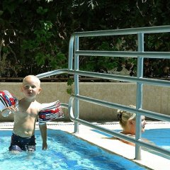 Отель Kardelen Apart Otel - Campground детские мероприятия