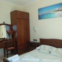 Отель Visad Албания, Саранда - отзывы, цены и фото номеров - забронировать отель Visad онлайн сейф в номере