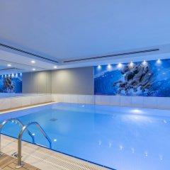 Отель Holiday Inn Istanbul Sisli бассейн фото 2