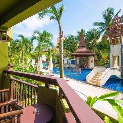 Phuket Island View Hotel балкон