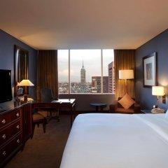 Отель Hilton Mexico City Reforma Мексика, Мехико - 1 отзыв об отеле, цены и фото номеров - забронировать отель Hilton Mexico City Reforma онлайн комната для гостей фото 5