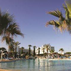 Отель Adams Beach Айя-Напа бассейн