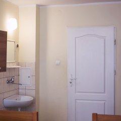 Trio Hostel Вроцлав ванная