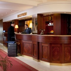 Отель Chateau Monty Spa Resort Чехия, Марианске-Лазне - отзывы, цены и фото номеров - забронировать отель Chateau Monty Spa Resort онлайн интерьер отеля фото 3