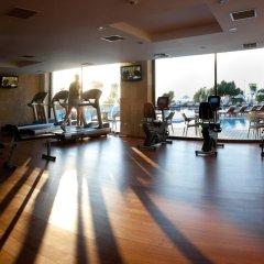 Отель Amathus Elite Suites фитнесс-зал фото 2