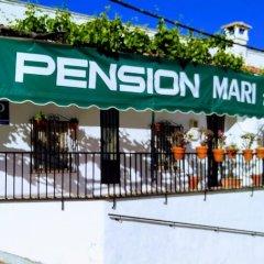 Отель Pension Mari спортивное сооружение
