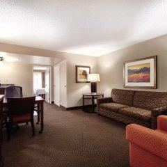 Embassy Suites Hotel Milpitas-Silicon Valley удобства в номере фото 2