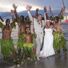 Отель Emaho Sekawa Fiji Luxury Resort Савусаву помещение для мероприятий фото 2
