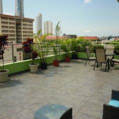 Hotel Avila Panama бассейн