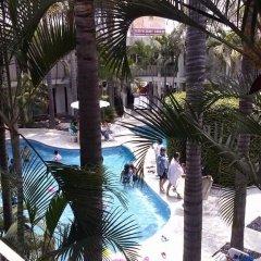 Отель Suites del Real балкон