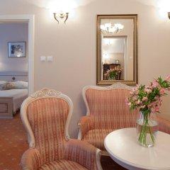 Отель Amadeus Краков комната для гостей фото 2