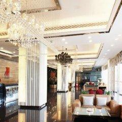 Отель Zhongshan Jinsha Business Hotel Китай, Чжуншань - отзывы, цены и фото номеров - забронировать отель Zhongshan Jinsha Business Hotel онлайн интерьер отеля фото 2