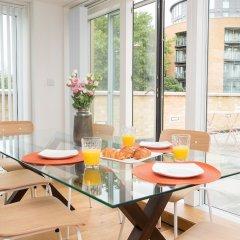Апартаменты Moonside - Stunning Angel Apartments Лондон фото 12