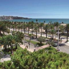Отель Ohtels Playa de Oro Испания, Салоу - 7 отзывов об отеле, цены и фото номеров - забронировать отель Ohtels Playa de Oro онлайн пляж фото 2